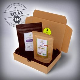 THE BOX – PACK RELAX